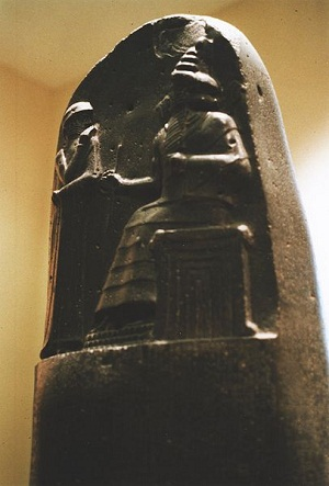 hammurabis law what is just The law code of hammurabi  however, there is more to it than just similar law codes as one compares the two they will see that the mosaic law goes beyond.