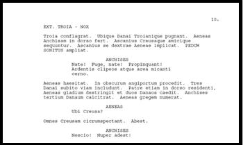 how to write a movie script study com