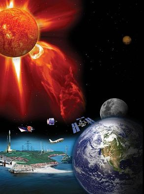 Things Affected by Space Weather