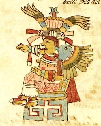 The Goddess Xochiquetzal In Aztec Mythology Study