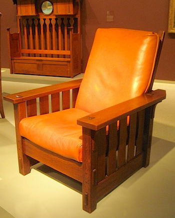 Arts And Crafts Movement Furniture Study Com
