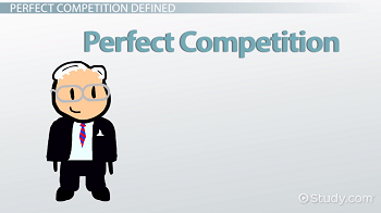 perfect competition case study Course hero has thousands of perfect competition study resources to help you find perfect competition course notes, answered questions, and perfect competition.