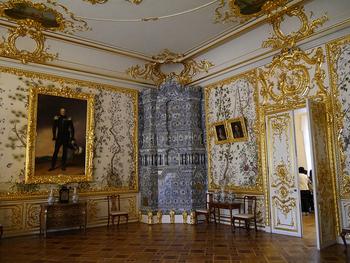 Catherine Palace Architecture Amp Interior Study Com