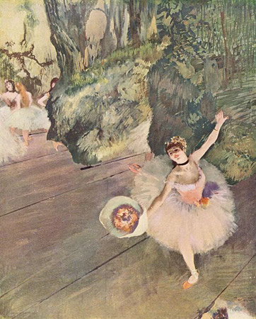 the life and works of edgar degas Edgar degas was a famous french painter (although he also produced a lot of sculptures, drawings and prints): he always rejected any label and claimed to be independent, nonetheless he has.