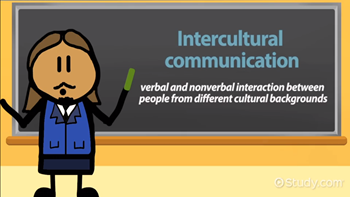 Intercultural Communication: Definition, Model & Strategies - Video