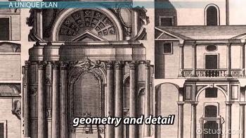 The Architecture Of San Carlo Alle Quattro Fontane Video Lesson