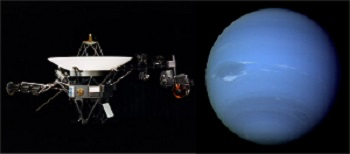 Neptune and Voyager 2