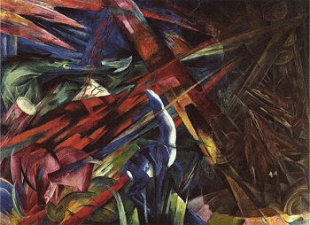 Franz Marc, Fate of the Animals