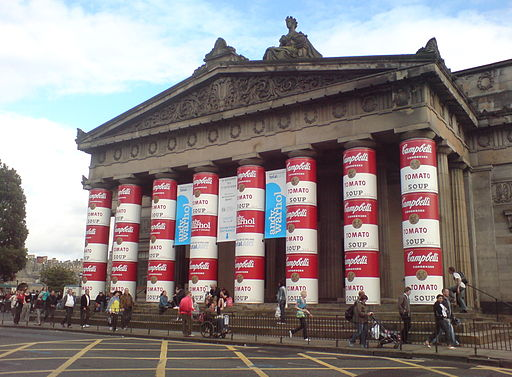 Warhol exhibit
