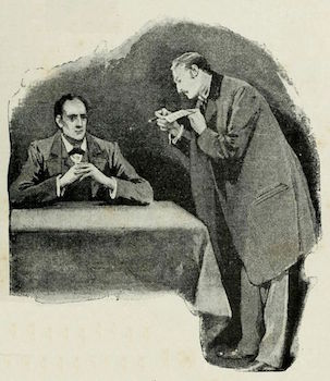 an analysis of observe watson Sherlock holmes accused dr watson of seeing but not observing were dr  watson a pediatric hospitalist, utilization reviewers would accuse him of  observing but  inpatient attending service: a resource-based relative value  scale analysis.