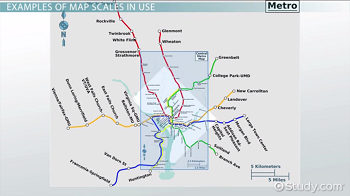 What is a Map Scale? - Definition, Types & Examples - Video