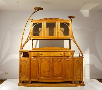 A Buffet by Hector Guimard