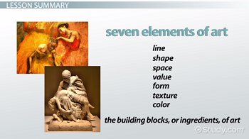 What Are the Seven Elements of Art? - Definition & Examples