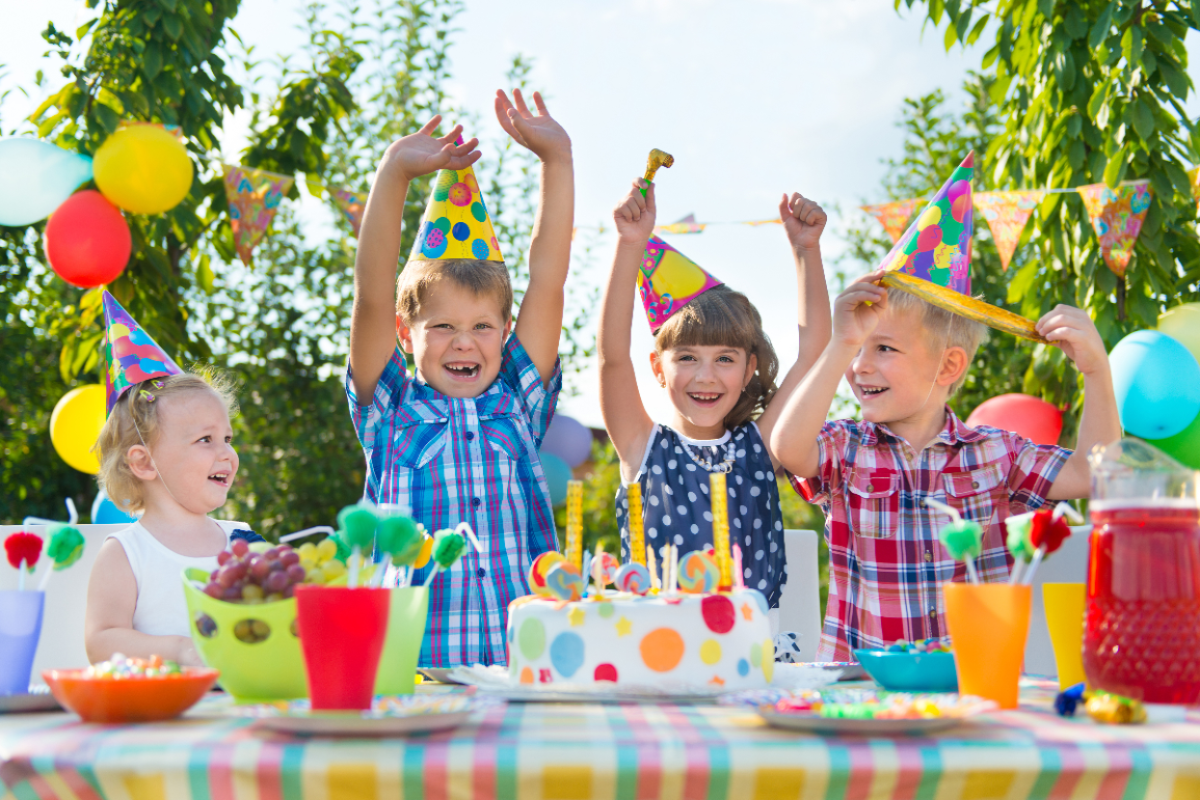 5 Birthday Party Tips for Children with ADHD