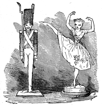 the steadfast tin soldier, hans christian andersen