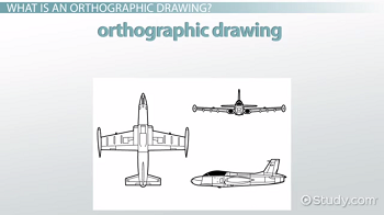 Orthographic Drawing: Definition & Examples - Video & Lesson