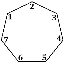 How Many Angles Does A Heptagon Have Study Com