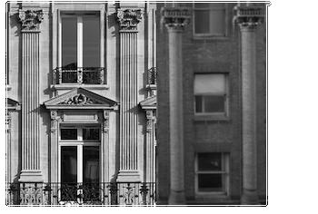 pilaster vs engaged column study com