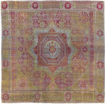 Islamic Textiles History Amp Designs Study Com