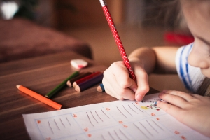 Your ADHD child may need a tutor if they consistently turn in incomplete homework.