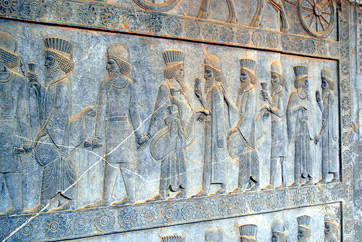 Irans history culture the middle east study stone ruin at persepolis fandeluxe Gallery