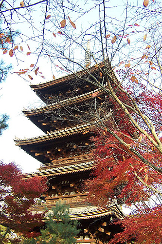 Japanese Pagodas Architecture History Amp Facts Study Com