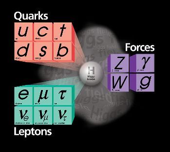 The Standard Model of Physics: Every Fundamental Particle