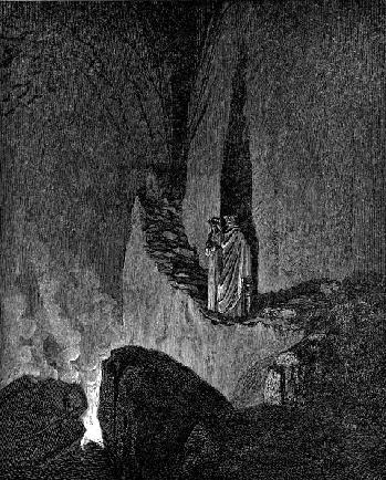 canto 1 inferno summary