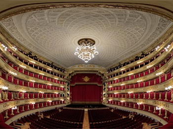 Baroque Theatre Architecture Amp Stage Design Study Com