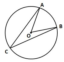 Circular Arcs, Circles & Angles - Practice Test Questions