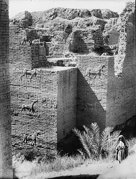 Ruins of the Ishtar Gate