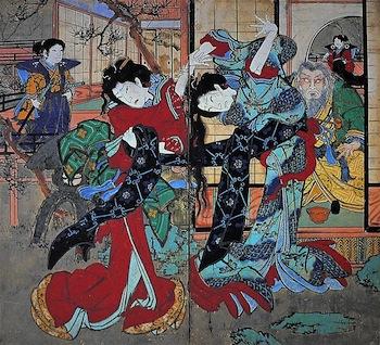 Kabuki Dance: Definition, History & Facts | Study com
