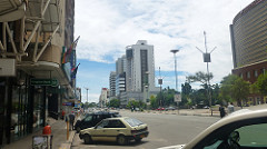 Street in Harare