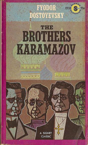 brothers karamazov thesis overman