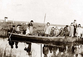 a study of the yupik people Set in the remote alaskan yukon delta, yukon kings follows yup'ik fisherman  ray waska as he teaches his grandkids  resiliency among the salmon people.
