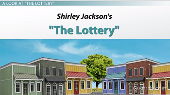The Lottery title