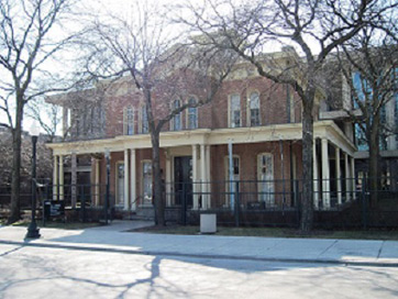 Photograph of Hull House today