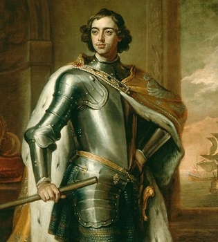 a biography of peter the great the czar of russia Peter the great was born in moscow, russia in 1672 he was the youngest son out of 14 children of czar aleskei and natalia naryshkina.