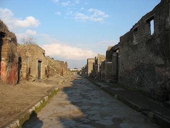 leisure activities in pompeii and herculaneum