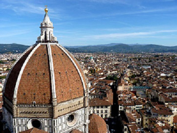Photograph of Florence Cathedral