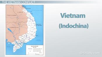 The Domino Theory The Vietnam War Definition Eisenhower S