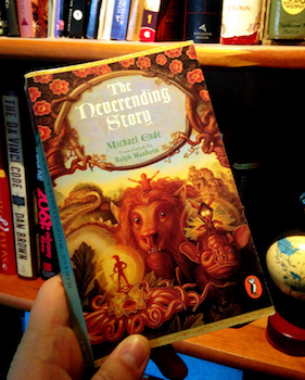 michael ende books