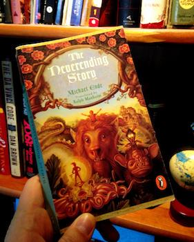 Neverending Story Book
