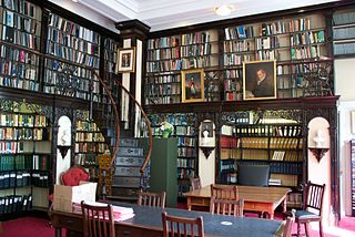 Library for research