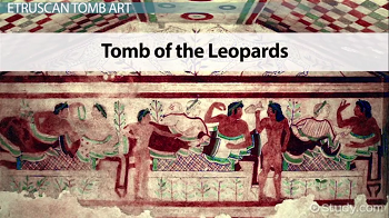 Picture of the Tomb of the Leopards