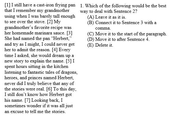 choose the best thesis statement quiz
