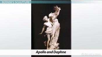 Bernini's Sculpture vs  Caravaggio's Paintings: Erotic