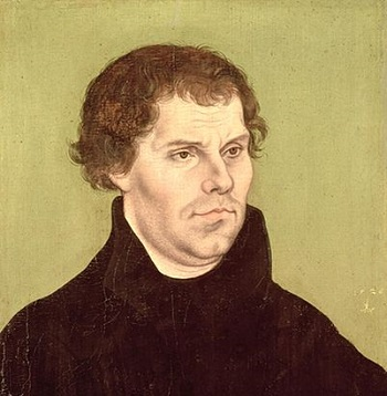 martin luther fundamental religious problem Lutheran heresies what's wrong with the lutheran religion  you will also see that martin luther himself was a heretic the lutheran religion is a child of the.