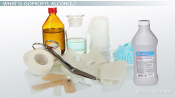 Uses for isopropynol