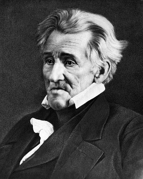 andrew jackson on indian removal